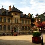 Curtea si Biserica Domneasca din Piatra Neamt