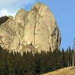 Legenda Turnul lui Butu si Ana din Ceahlau