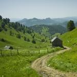 Traseu Cheile Bicazului – satul Barnadu – Vf  Vithovos