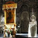 Cipriota  – cea mai de pret icoana a Manastirii Secu