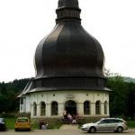 Agheazmatarul – constructia circulara de la Manastirea Neamt