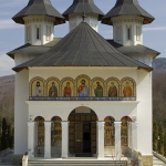"""Catedrala """"Sfânta Teodora de la Sihla""""  din judeţul Neamţ"""