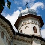 """Biserica """"Sfântul Ioan Botezătorul"""" Mărăţei din Piatra Neamţ"""