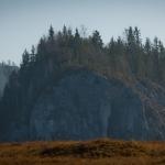 Peisaje de toamnă pe traseul Şaua Ţifra – Cătunul Bicăjel
