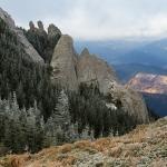 Peisaje de iarnă Durău – Fântânele – Toaca – Dochia