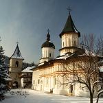 Feerie. Iarna la Mănăstirea Secu