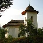 """Biserica """"Pogorârea Sfântului Duh"""" din Palatul Cnejilor, Ceahlău"""