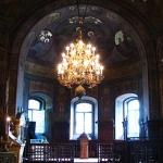 "Interiorul Bisericii ""Sf. Nicolae"" Roznov"