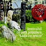 """Festivalul de Artă Populară """"Lada cu zestre"""" – ediṭia a IX a"""