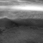 Umbra piramidei și Calea cerului din Ceahlău