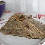 Turta cu julfă – specialitate tradiţională
