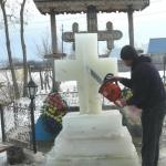 Boboteaza și crucile ei de gheață, tradiții în zona Moldovei