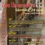 """Centrul pentru Cultură şi Arte """"Carmen Saeculare"""" Piatra Neamț – ZIUA UNIVERSALĂ A IEI sâmbătă, 24 iunie 2017"""