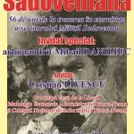 "Biblioteca ""G. T. Kirileanu"" Piatra Neamt – Sadoveniana, joi 19 octombrie 2017"