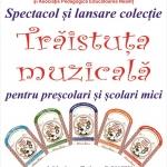 """Biblioteca """"G. T. Kirileanu"""" Piatra Neamț – Lansare """"Trăistuța muzicală"""" (Mariana-Tatiana Donciu)"""