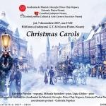 """Centrul pentru Cultură şi Arte """"Carmen Saeculare"""" Piatra Neamț – CHRISTMAS CAROLS"""