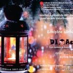 """Centrul pentru Cultură şi Arte """"Carmen Saeculare"""" Piatra Neamț – Concert coral """"Liniștea sărbătorilor"""""""