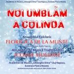 """Centrul pentru Cultură şi Arte """"Carmen Saeculare"""" Piatra Neamț – Concerte cu ocazia sărbătorilor de iarnă"""