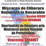 """Biblioteca """"G. T. Kirileanu"""" Piatra Neamt – """"Maluri de Prut – Basarabia Necunoscută"""" (VI)"""