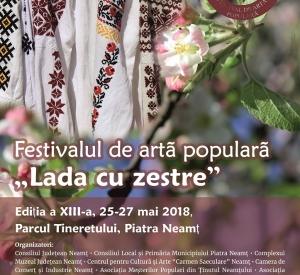 Un weekend al valorilor tradiţionale româneşti în Piatra Neamț