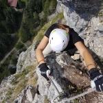 """Via Ferrata """"Astragalus""""– aventură la înălțime în Neamț"""