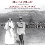 """Expoziție de fotografie """"REGINA SOLDAT"""" și lansarea albumului """"Regina și Frontul"""""""