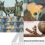 """""""4 pentru Centenar"""": 28 iunie – 27 iulie la Muzeul de Artă din Piatra Neamț"""