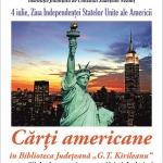 Ziua Independenței Statelor Unite ale Americii, sărbătorită la Biblioteca Județeană
