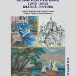 Expoziție de Artă Plastică – ELENA UȚĂ CHELARU (1930- 2013), perioada 8 – 30 august 2018