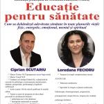 Cursuri gratuite de educație pentru sănătate, în perioada 20 septembrie 2018 – 28 martie 2019