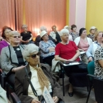 Ziua Persoanelor Vârstnice, sărbătorită la Biblioteca Județeană
