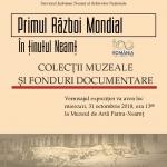 Expoziție foto-documentară, la Muzeul de Artă Piatra-Neamț