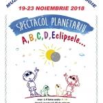 Planetariu mobil revine la Piatra-Neamț cu un spectacol despre eclipse