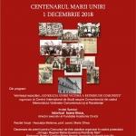 Eveniment consacrat celebrării Centenarul Marii Uniri, la Muzeul de Istorie și Arheologie Piatra-Neamț