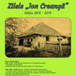 """Zilele ,,Ion Creangă""""- Ediția XLIX"""