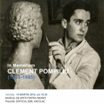 POMPILIU CLEMENT (1923-1985) – In Memoriam