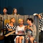 Piesa Amintiri la două festivaluri internaționale de la Galați și Arad