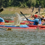 Un weekend pe placul iubitorilor de Kayak