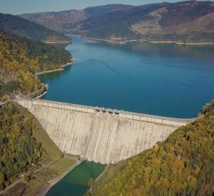 Lacul Izvorul Muntelui și Barajul Bicaz