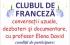 Clubul de franceză, o nouă serie de întâlniri, la Biblioteca Județeană
