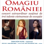 Concert susținut de artiste vietnameze, la Biblioteca Județeană
