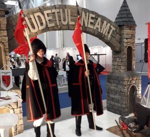 Judeţul Neamţ la Târgul de Turism al României, 14-17 noiembrie 2019