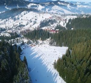 Serbările zăpezii și în acest an la Durău Park