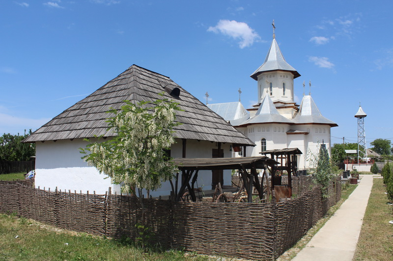 Grandparents House from Chintinici- Roznov