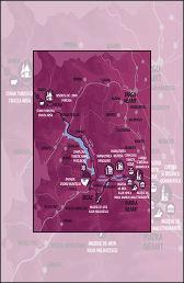 Vacanta in Neamt Traseul 03 – Harta mic