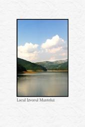 Lacul Izvorul Muntelui - Bicaz