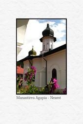 Manastirea Agapia - Judetul Neamt