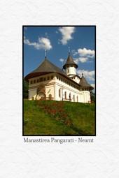 Manastirea Pangarati - Judetul Neamt