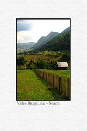 Valea Bicajelului - Cheile Bicazului