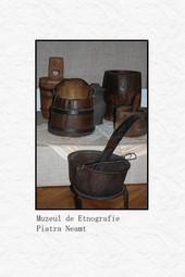 Muzeul de Etnografie din Piatra Neamt